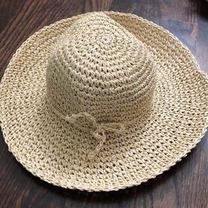 Baby/Toddler Straw Sun Hat
